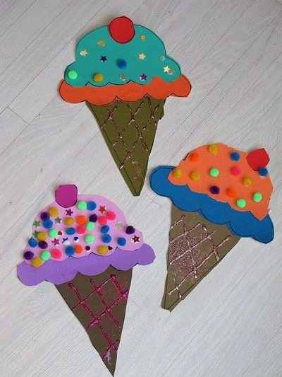 Construction Paper Crafts for Adults Awesome Cool Art Projects for Kids at Home and School