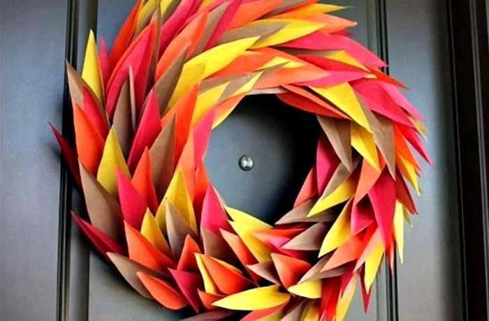 Construction Paper Crafts for Adults Luxury Construction Paper Craft Ideas for Adults