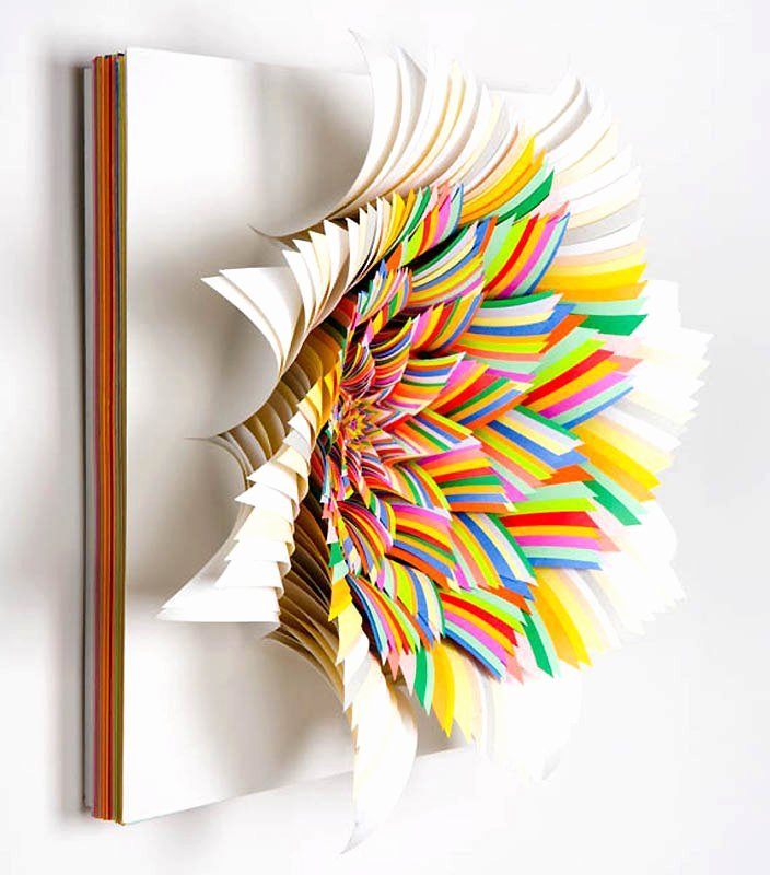 Construction Paper Crafts for Adults Unique Amazing Creativity Amazing 3d Sculpture Paper Art