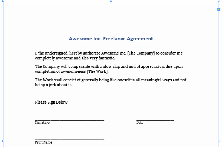 Contract Signature Page Example Best Of Signing Digital Contracts Adding Your Signature to A Pdf