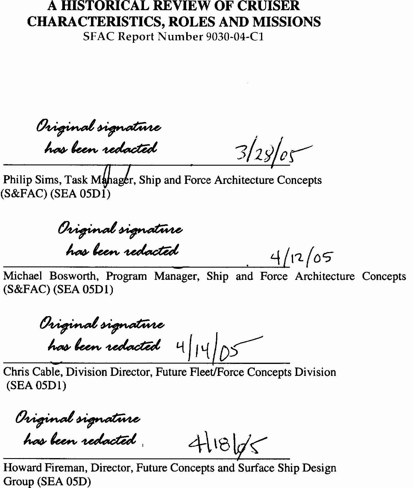 Contract Signature Page Example Unique Historical Review Of Cruiser Characteristics Roles and