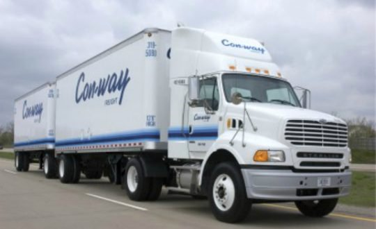 Conway Bill Of Lading Unique Con Way Freight Employees Reject Unionization In Bakersfield