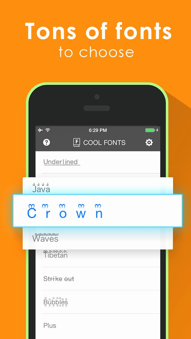 Cool Fonts for androids Elegant Cool Fonts Keyboard for Ios 8 Better Fonts and Cool Text