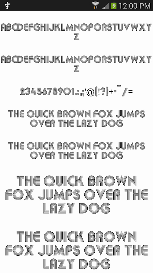 Cool Fonts for androids Fresh Fonts Cool for Flipfont Free android Apps On Google Play