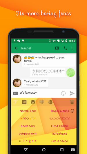 Cool Fonts for androids Luxury Fancykey Keyboard Cool Fonts 2 8 Apk Download by