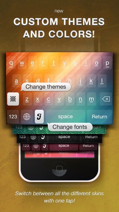 Cool Fonts for androids New Cool Fonts Pro Best Font Keyboard with themes App