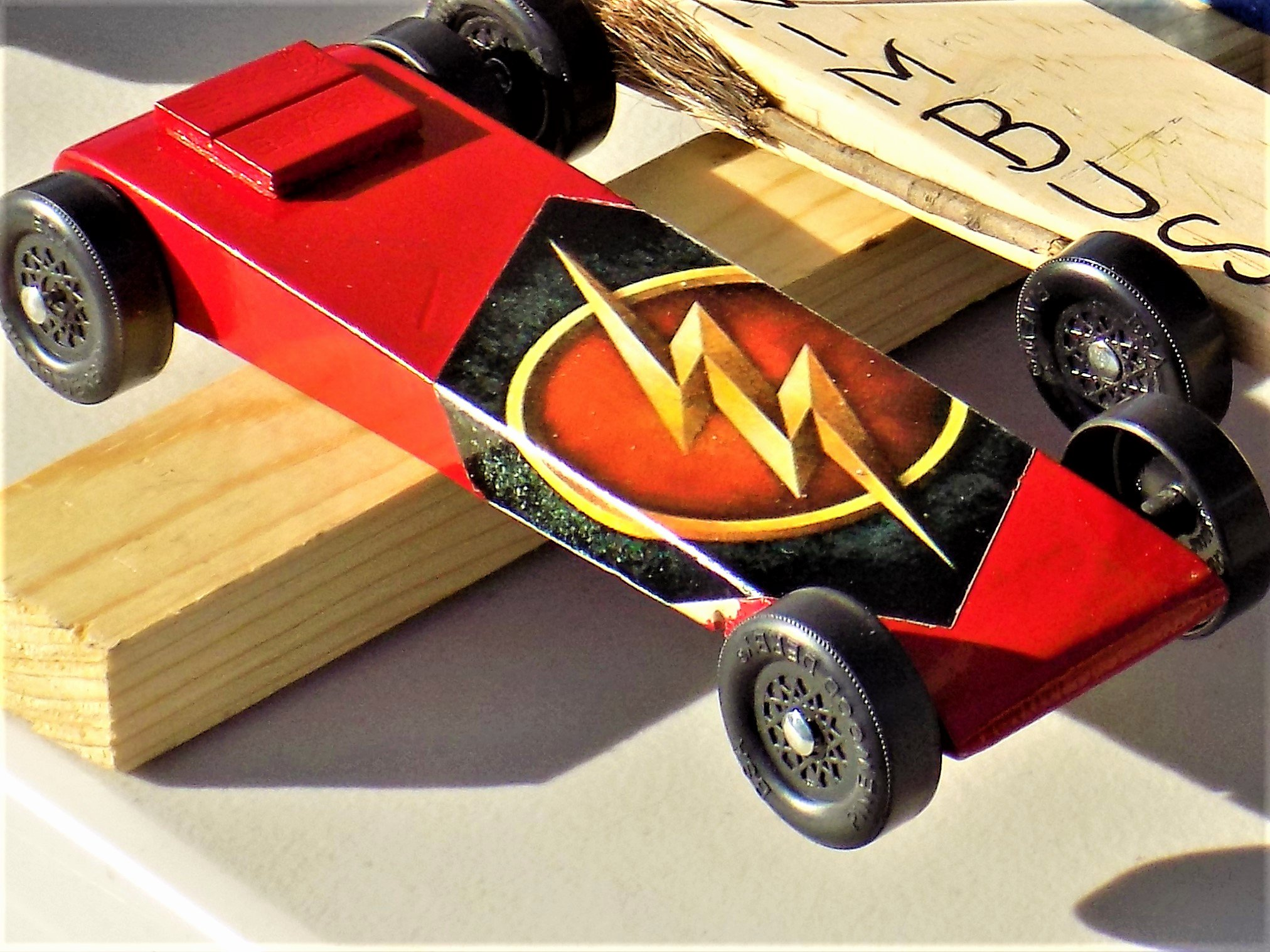 Cool Pinewood Derby Cars Awesome the Flash – Boys Life Magazine