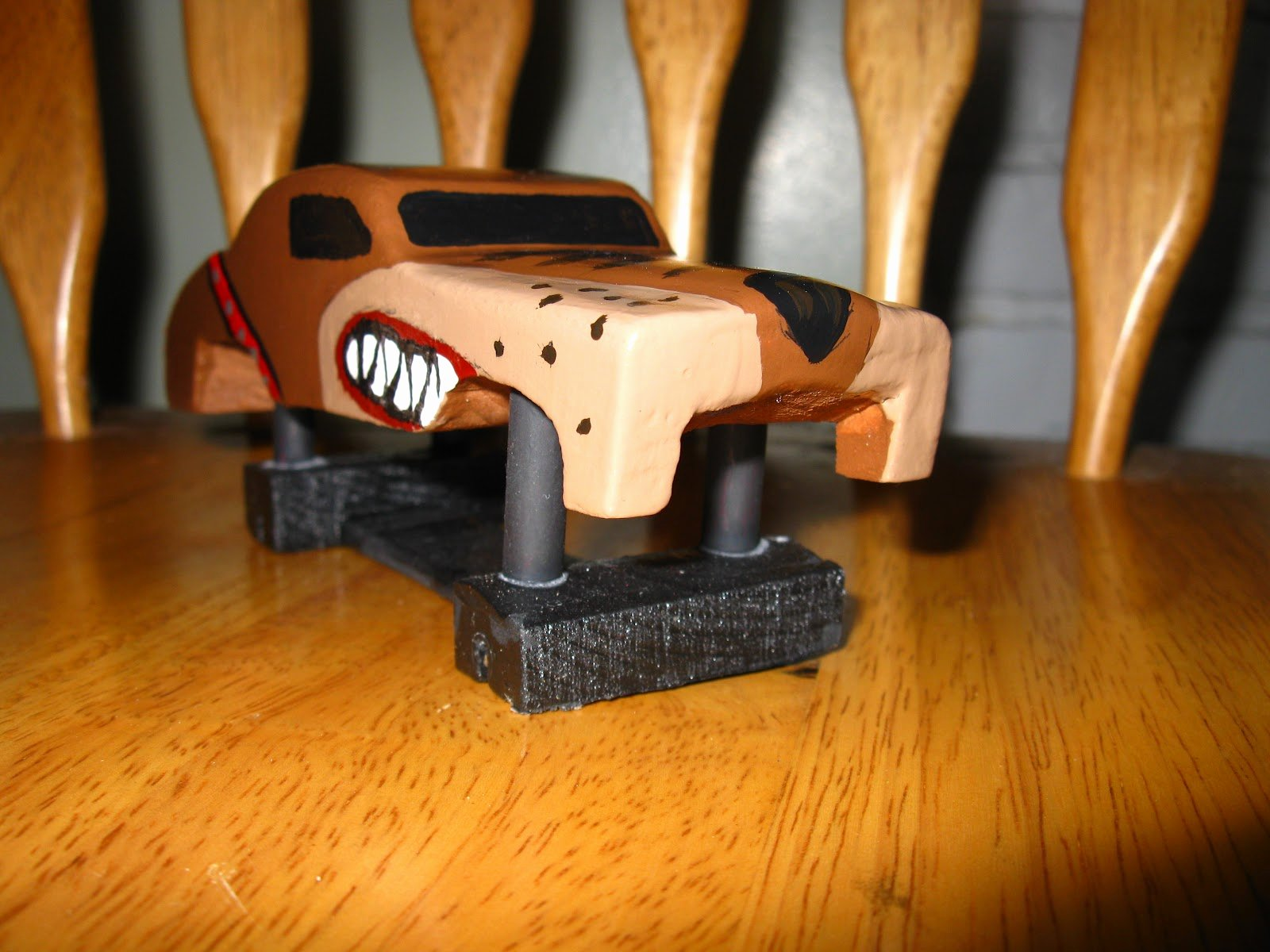 Cool Pinewood Derby Cars Unique Cool Pinewood Derby Cars 2011 Monster Mutt Truck