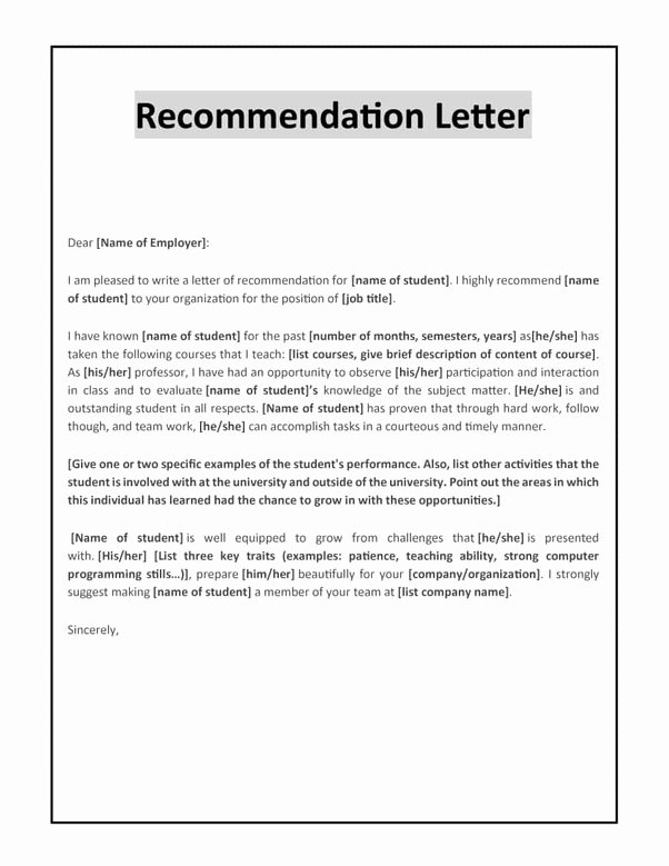 Copy Of Recommendation Letter Awesome How to Submit Letters Of Re Mendation to Universities
