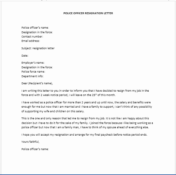 Corporate Officer Resignation Letter Elegant Call Center Resignation Letter for Call Center