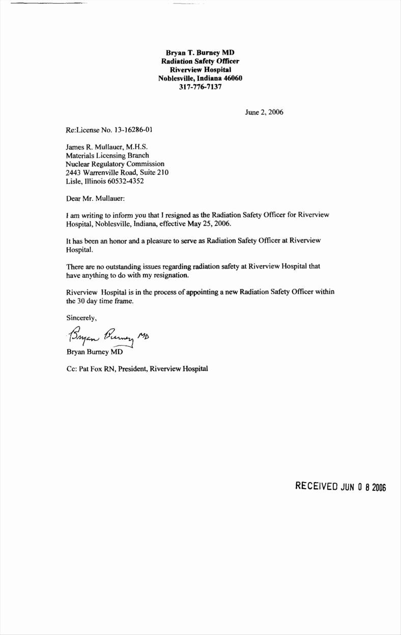 Corporate Officer Resignation Letter Luxury 33 Simple Resign Letter Templates Free Word Pdf Excel