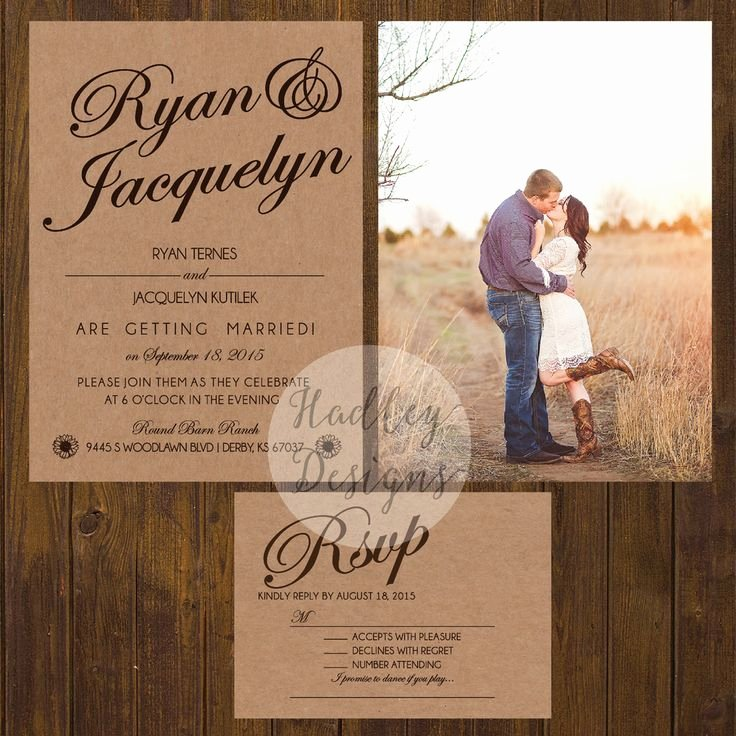 Country Wedding Invitation Ideas Beautiful Best 25 Western Wedding Invitations Ideas On Pinterest