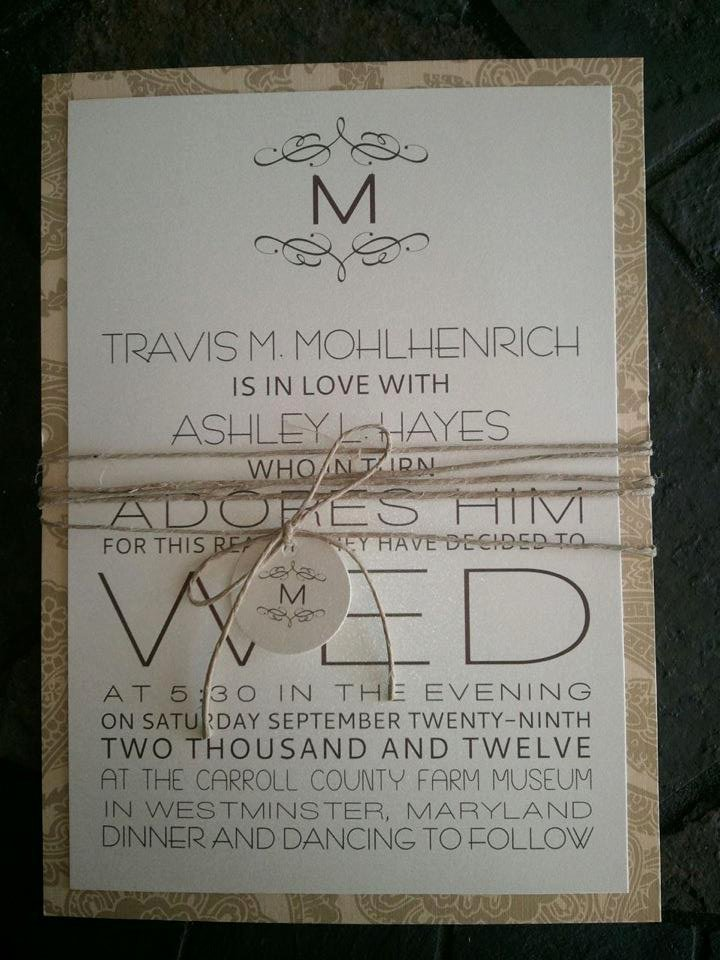 Country Wedding Invitation Ideas Beautiful Kindly R S V P Designs Blog Rustic Country Wedding