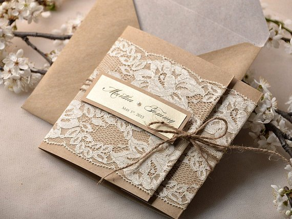Country Wedding Invitation Ideas Unique 30 Our Absolutely Favorite Rustic Wedding Invitations