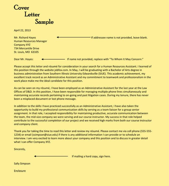 Cover Letter Examples Entry Level Fresh Administrative assistant Cover Letter Examples 10 formats