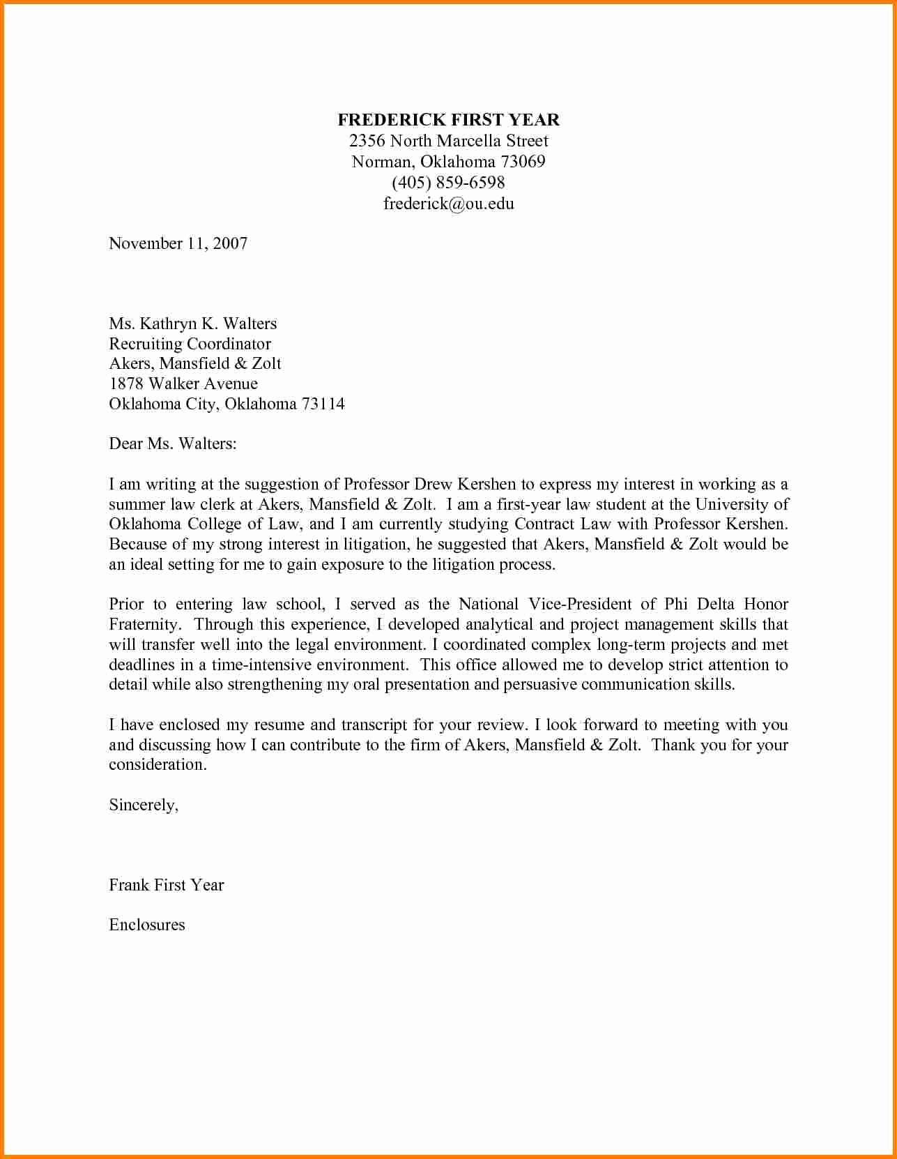 Cover Letter Examples for Promotion Lovely Cover Letter for Promotion Sample Internal Position