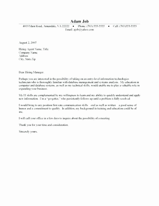 Cover Letter Examples Student Elegant Cover Letter Template Student Lettering