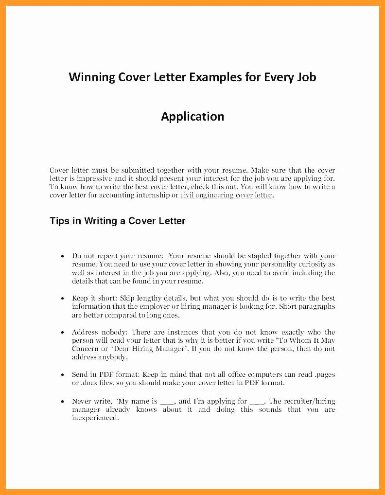 Cover Letter for Accounting Position Best Of 12 13 Accountant Cover Letter Sample Pdf