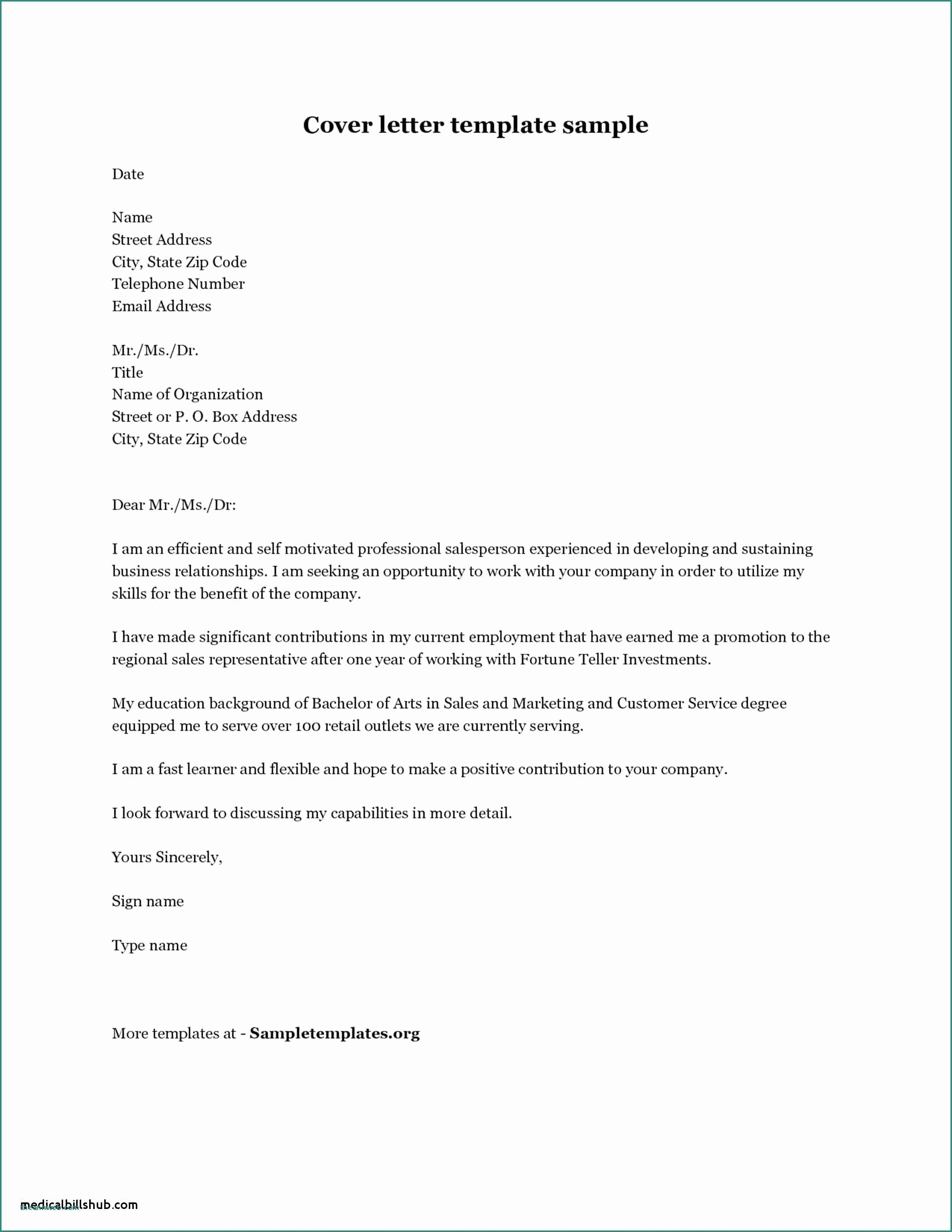Cover Letter for Bank Elegant Cover Letter for Bank Teller with No Experience Cover