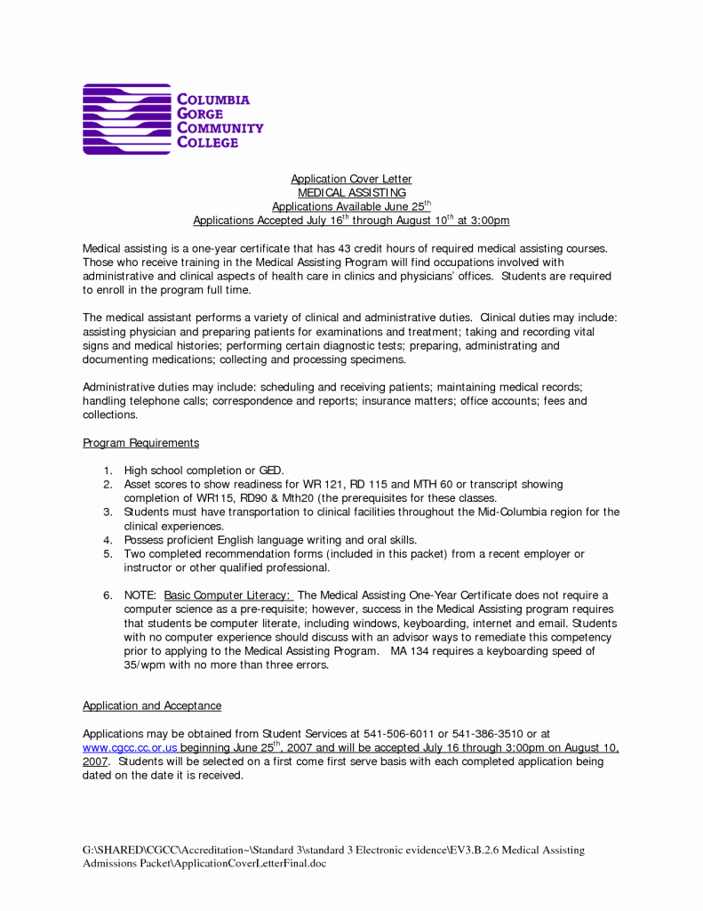 Cover Letter for Doctors Unique Cover Letter for Nursing Job In Doctors Office Content