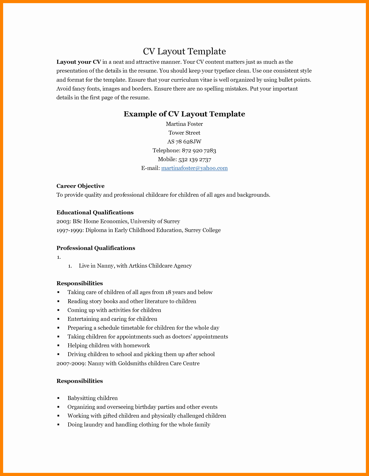 Cover Letter for First Job Elegant 5 Resume Example for Teenagers