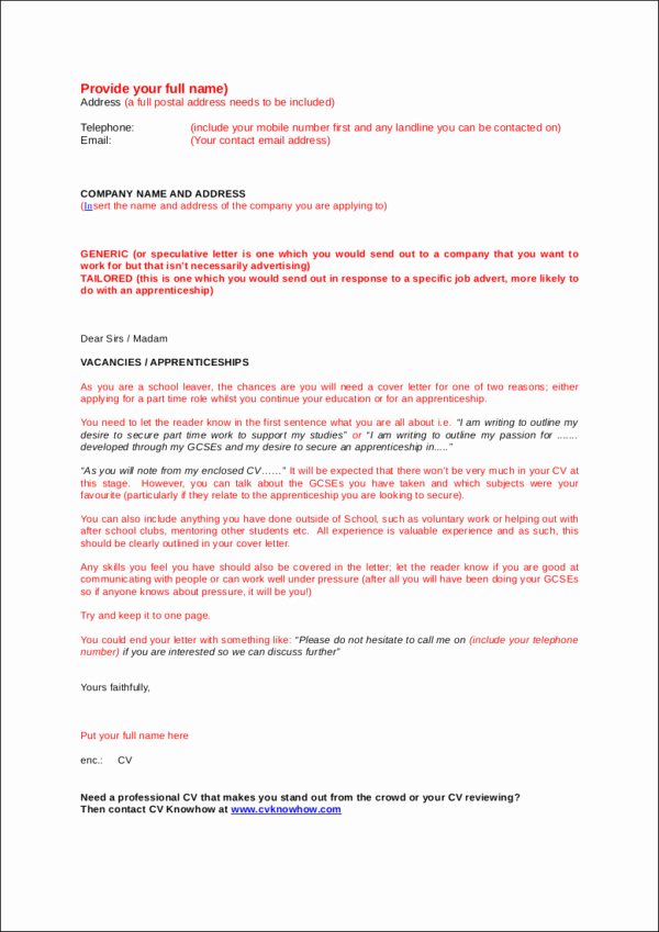 Cover Letter for First Job New Cover Letter Tips for First Time Job Seekers