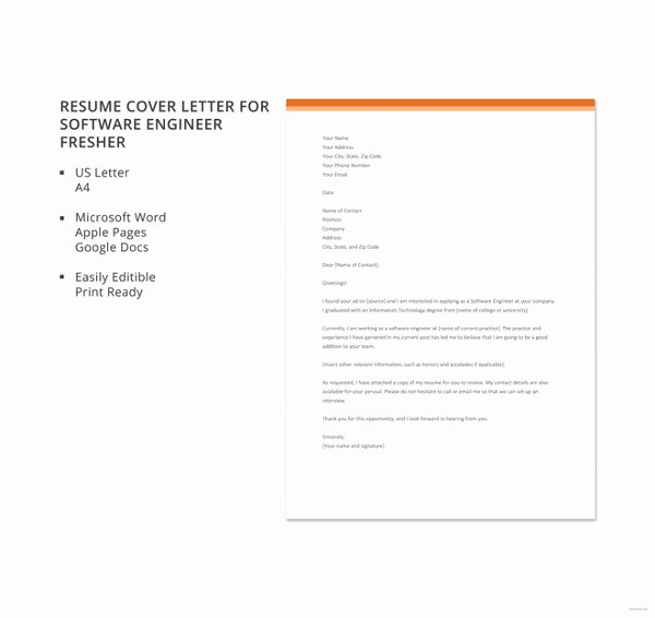 Cover Letter for Net Developer New 8 software Developer Cover Letter Templates Free Sample