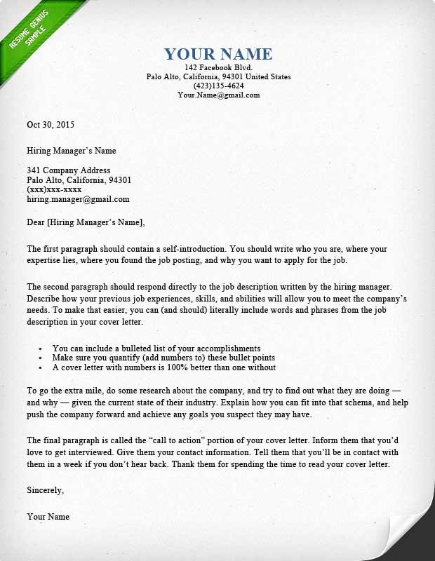 Cover Letter for Photography Job New 40 Battle Tested Cover Letter Templates for Ms Word