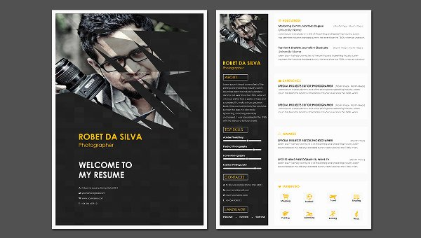 Cover Letter for Photography Job New Creative Grapher Resume Cover Letter Portfolio