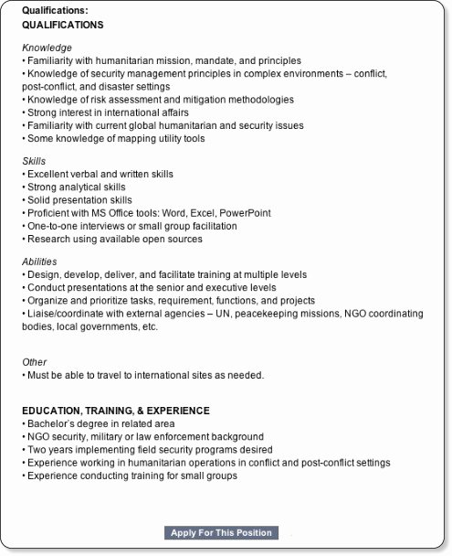 Cover Letter for Security Job Unique Ps53 31r053 the Barbara Esselborn School Homepage Best