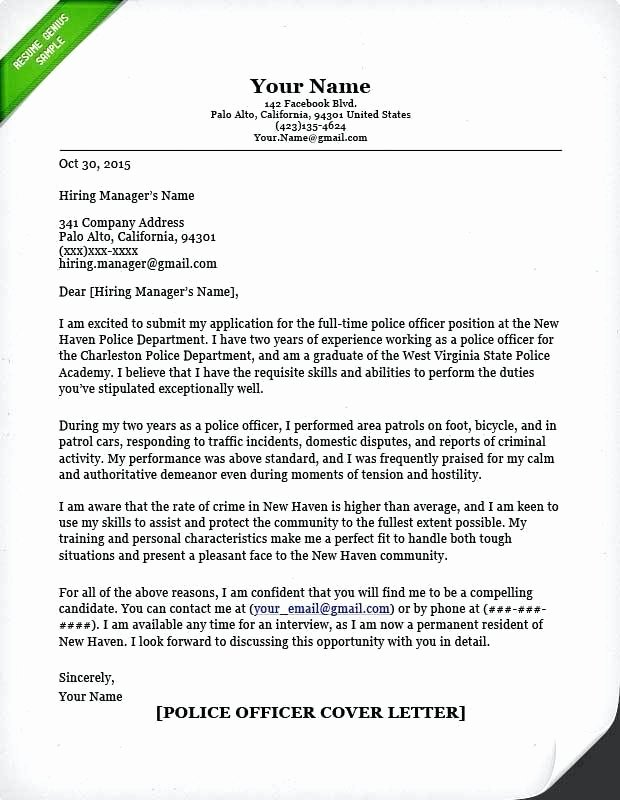 Cover Letter for Security Position Beautiful 8 9 Cover Letter Examples for Security Jobs