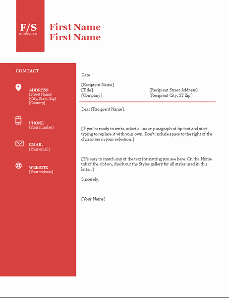 Cover Letter In Word Awesome Resumes and Cover Letters Fice