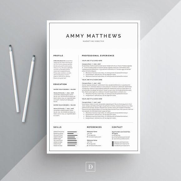 Cover Letter In Word Best Of Word Resume & Cover Letter Template Resume Templates On
