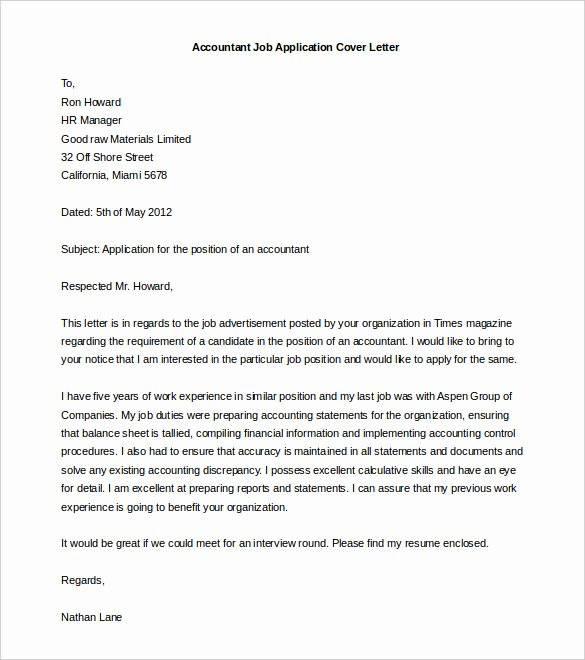 Cover Letter In Word New 55 Cover Letter Templates Pdf Ms Word Apple Pages