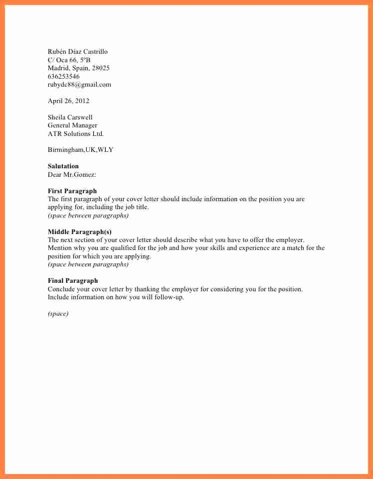 Cover Letter with Salary History Lovely 4 Salary History Cover Letter