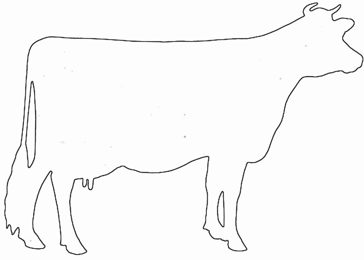 Cow Cut Out Template Best Of Pin by Mark Wetzel On Woodworking Pinterest