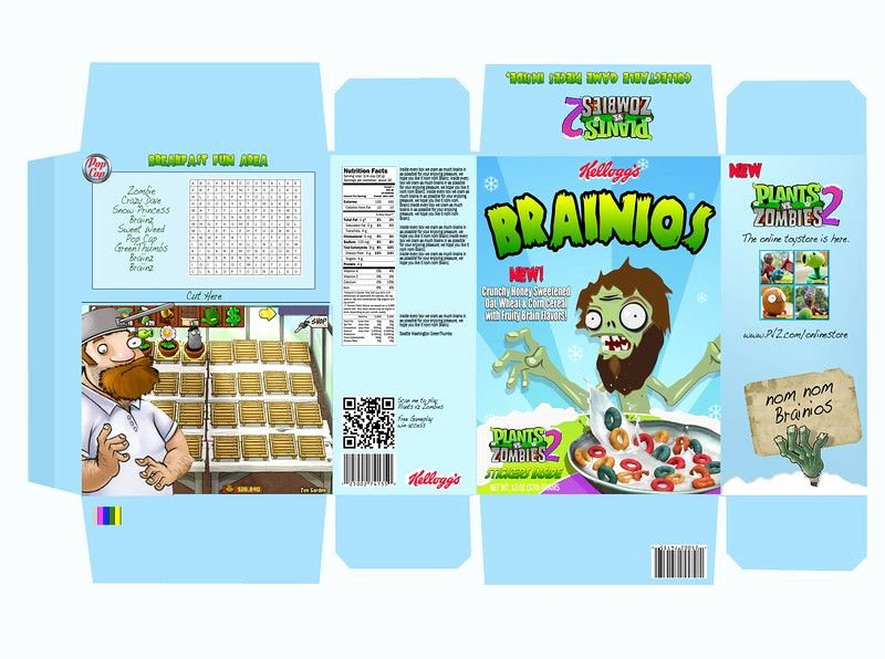 Create A Cereal Box Beautiful Cereal Boxes Designs Google Søgning Cereal Box