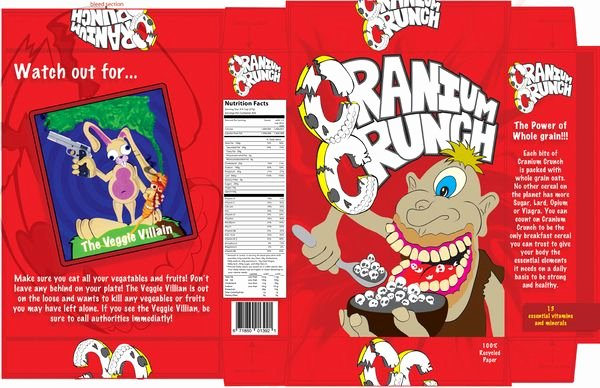 Create A Cereal Box Luxury 1000 Images About Cereal Box Design On Pinterest