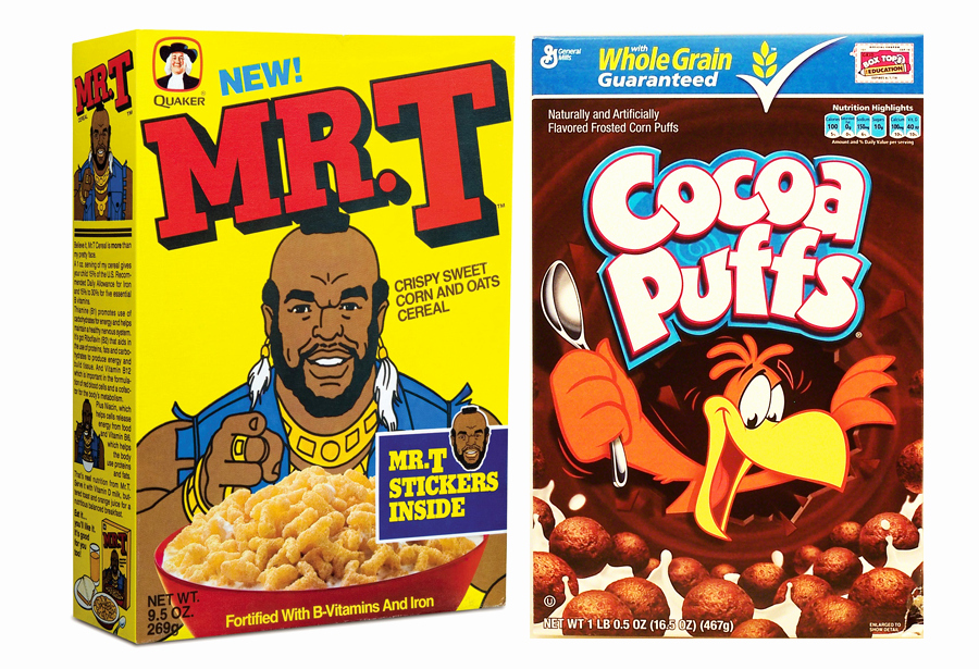 Create A Cereal Box Luxury the Psychology the Cereal Box Design