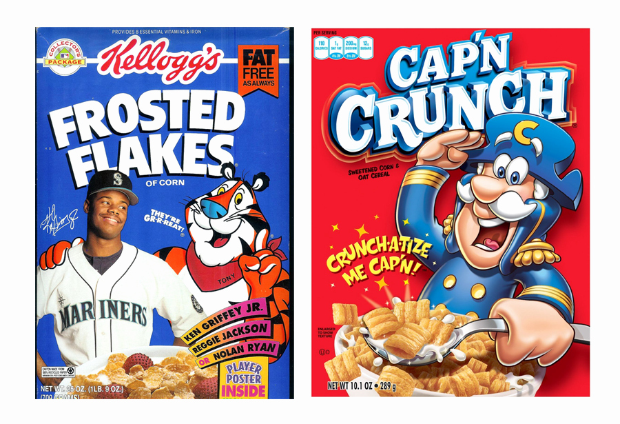 Create A Cereal Box New Cereal Box Design Psychology