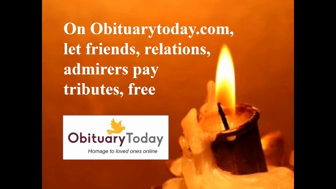 Create An Obituary Online Free Best Of Create Free Obituary Advertisement Line Remembrance