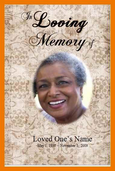 Create An Obituary Online Free Lovely 4 5 How to Make An Obituary Online
