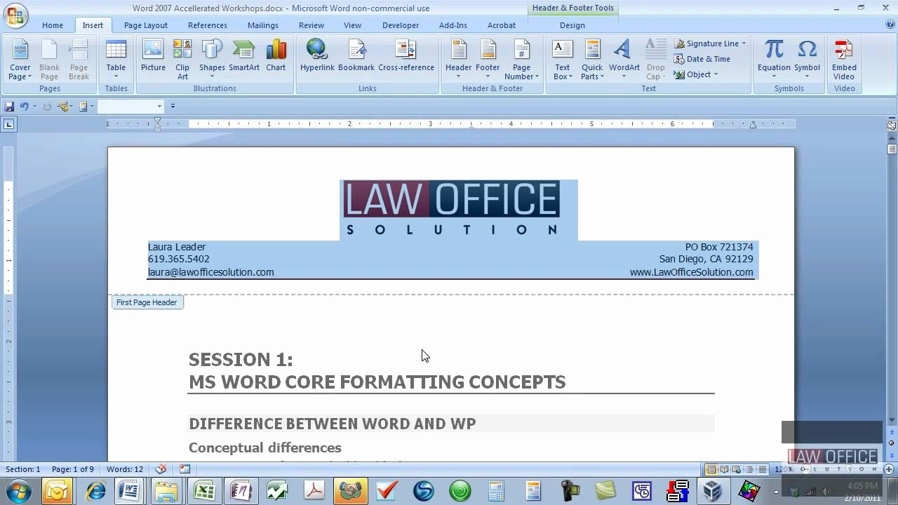 Create Letterhead Template In Word Best Of Creating Letterhead In Word