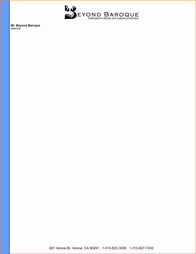 Create Letterhead Template In Word Best Of Valid Create Letterhead In Word 2010