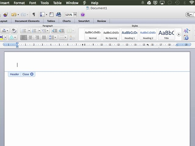 Create Letterhead Template In Word Lovely How to Create A Letterhead Template In Word for Mac