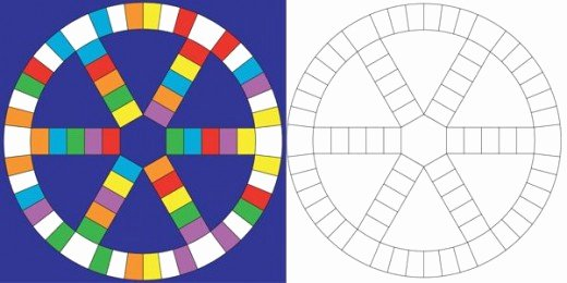 Creating A Board Game Template Awesome Make Your Own Trivial Pursuit Cards