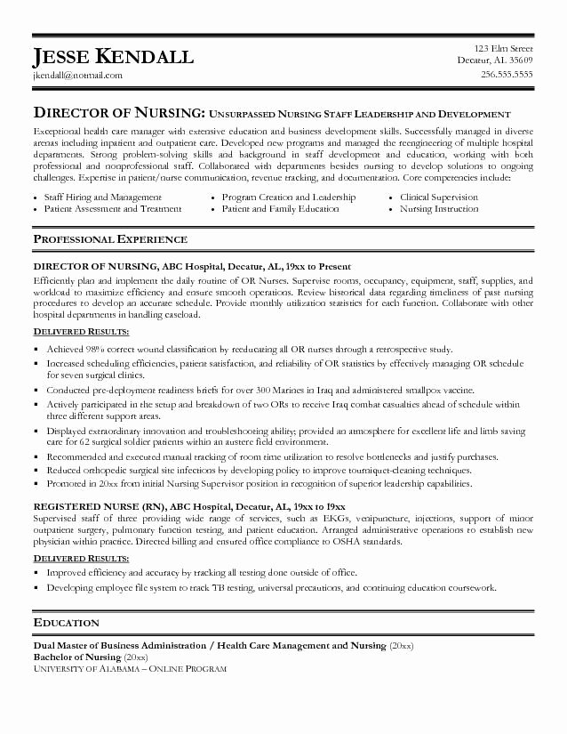 Curriculum Vitae for Nurses Awesome the 25 Best Nursing Cv Ideas On Pinterest