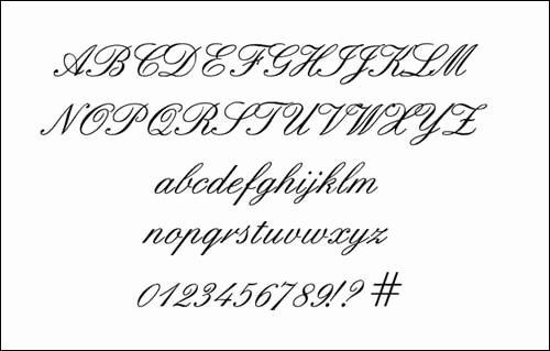 Cursive Font for Mac Lovely Free Script Fonts 16 Typefaces for Elegant Designs
