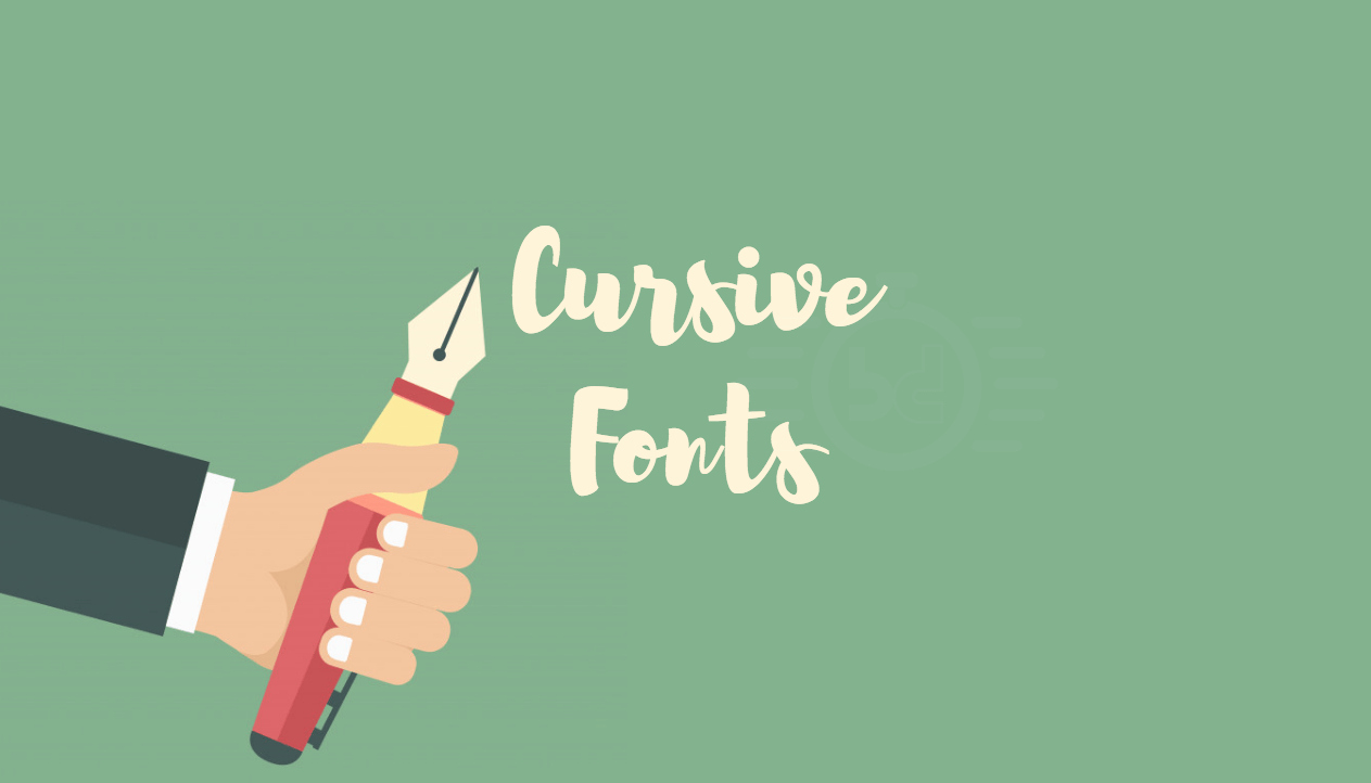 Cursive Handwriting Fonts Free Beautiful 50 Best Free Calligraphy Cursive Fonts for Designers 2019
