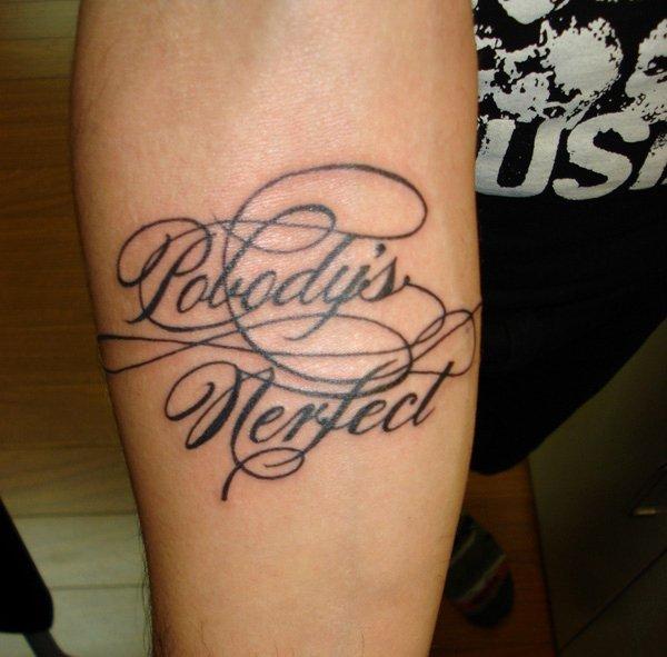 Cursive Handwriting for Tattoos Awesome 30 Cool Cursive Tattoo Fonts Ideas Hative